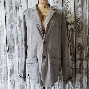Shread & Thread mens Jersey knit Blazer MX